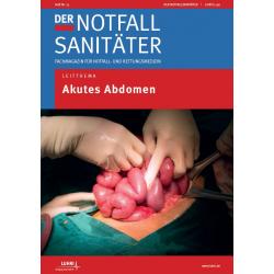 Der Notfallsanitäter | Akutes Abdomen
